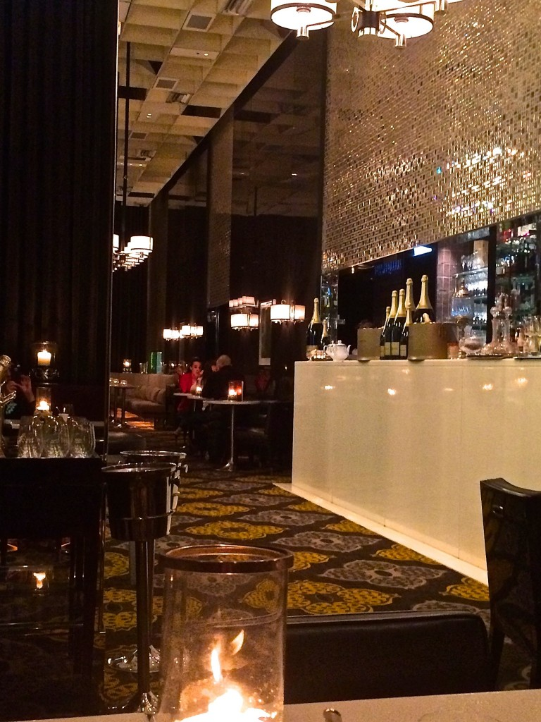 The Waiting Room at Crown Melbourne