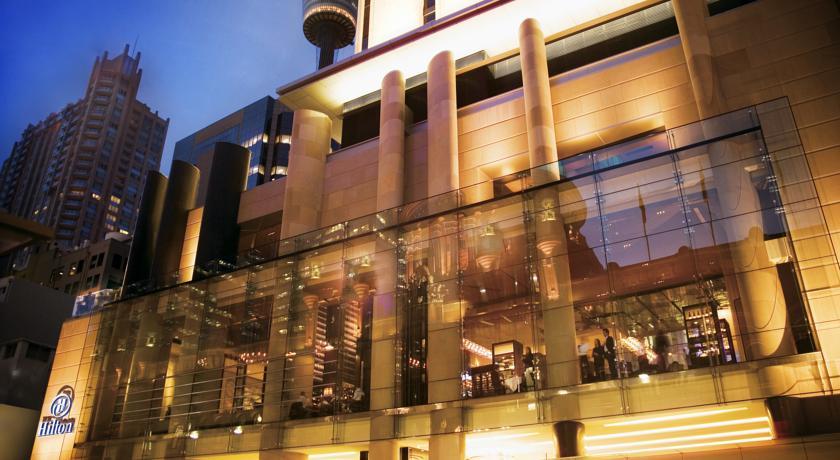 Hilton Sydney Hotel Review Travel Drink Dine