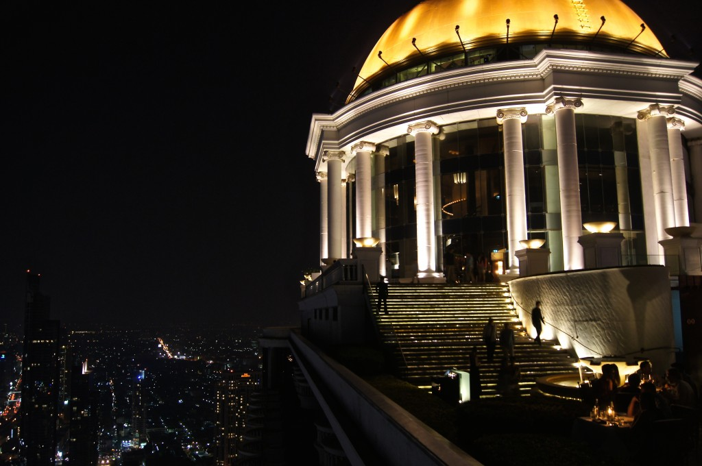 The Dome Lebua Tower