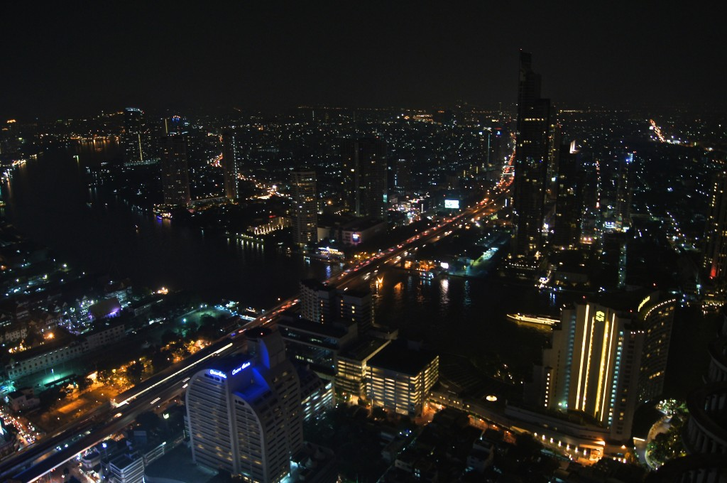 View from Sky Bar Bangkok