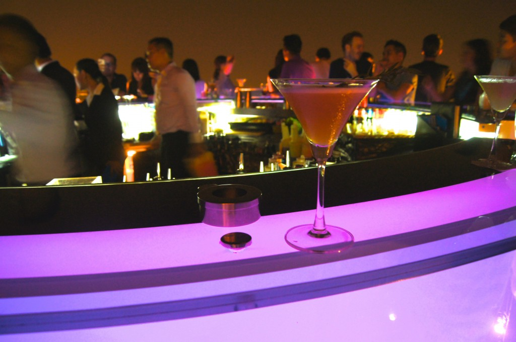 Hangovertini Sky Bar Bangkok