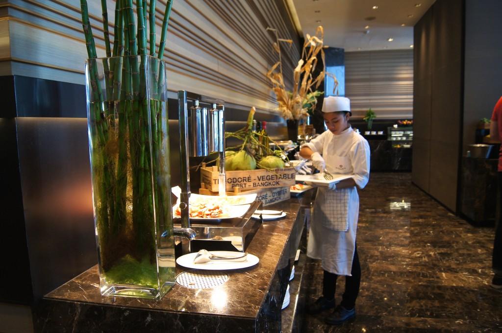 Okura Prestige Breakfast