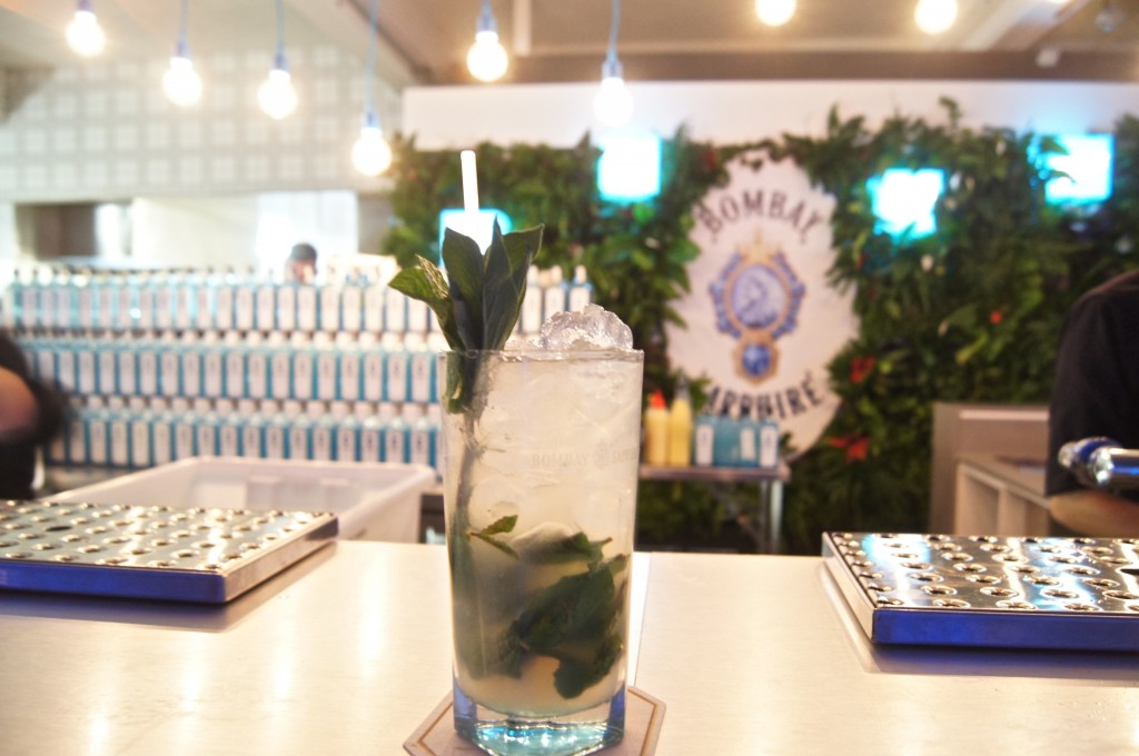Project Botanicals Bombay Sapphire