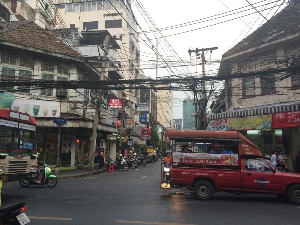 Streets of Bangkok