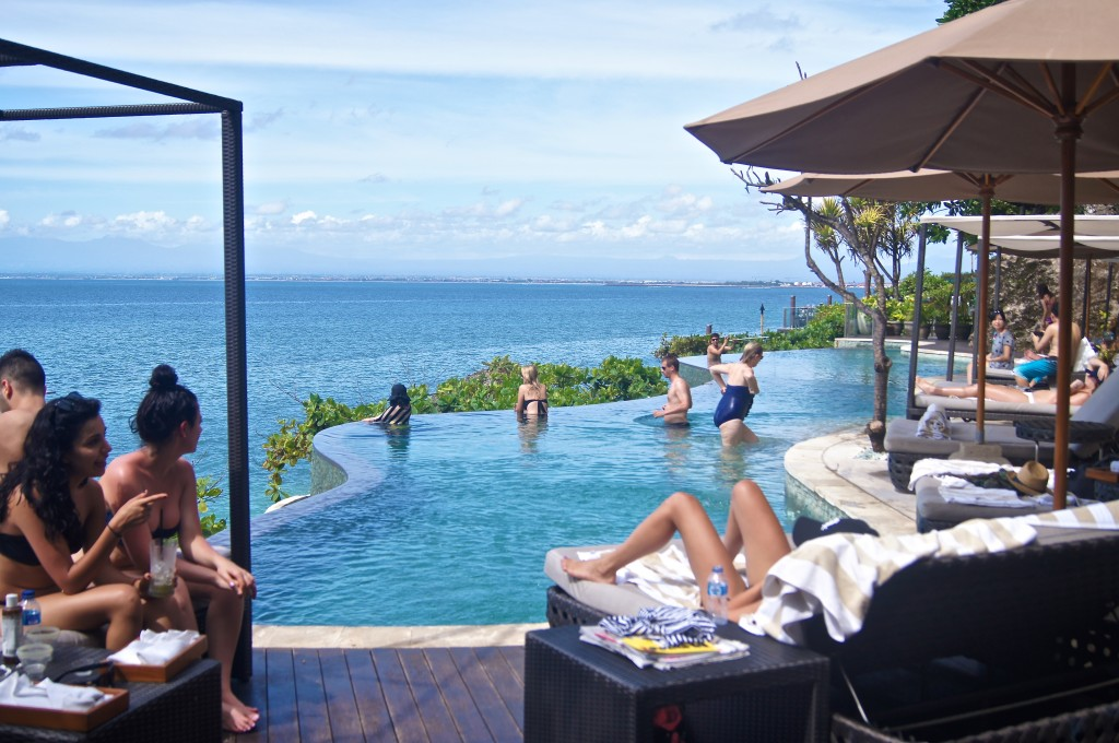 The Ocean Pool Ayana Resort Bali - copyright