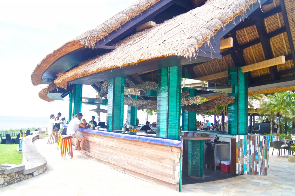Bar at Ayana Resort Bali - Copyright