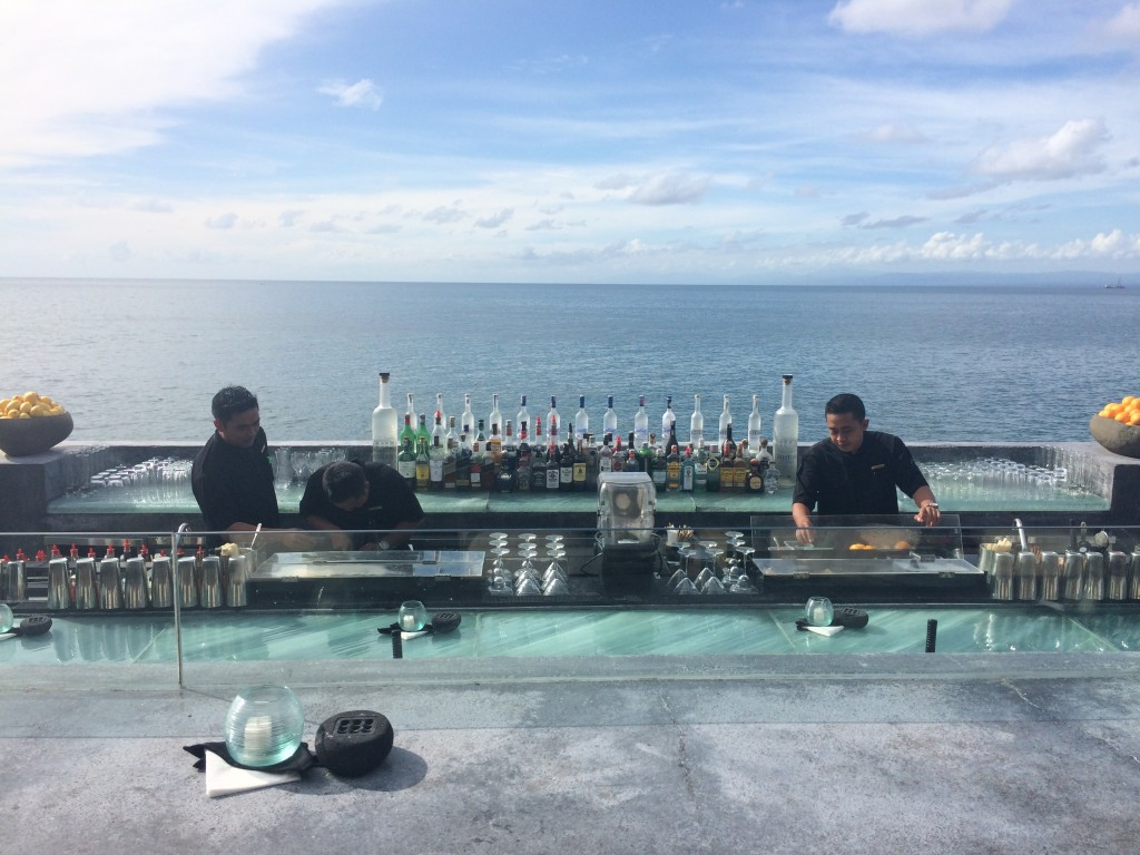 The Rock Bar Bali - Copyright
