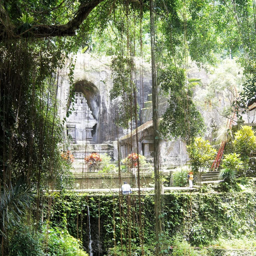 Gunung Kawi Temple Bali - Copyright