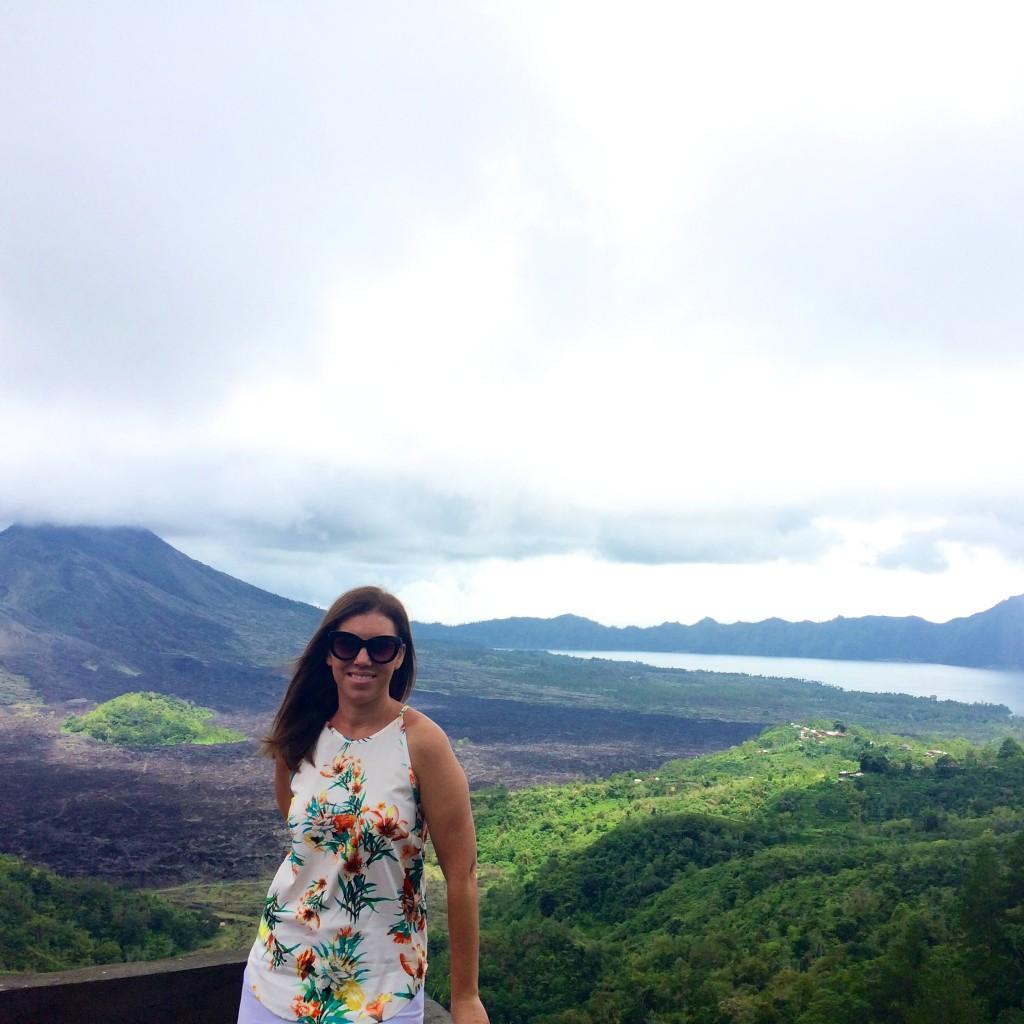 Kintamani Volcano Bali - Copyright