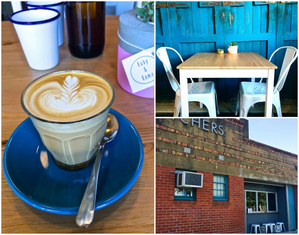Blue Door Espresso Geelong - Copyright