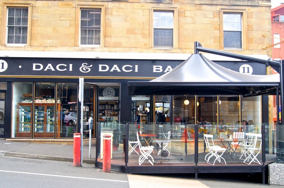 Daci & Daci Bakers Hobart - Copyright