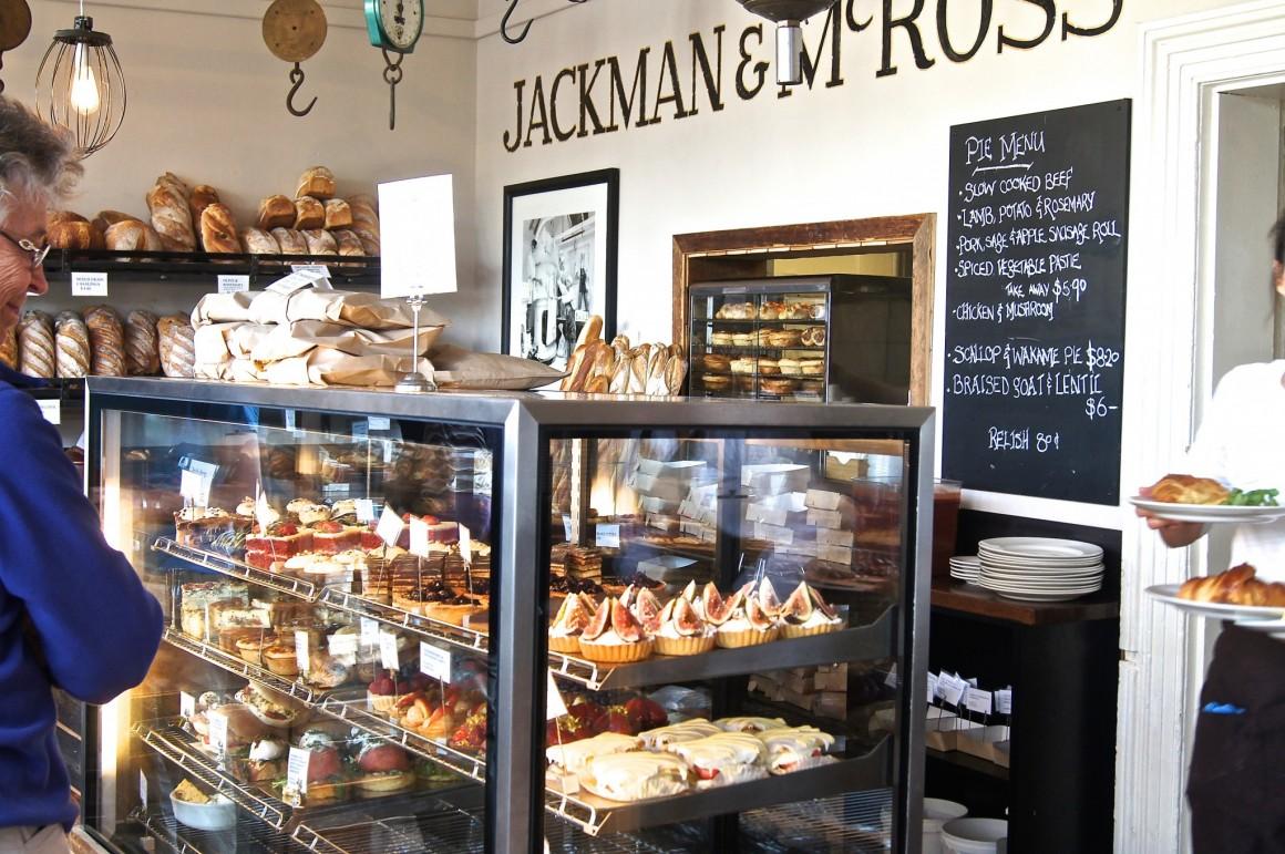 Jackman & McRoss Bakers Hobart - Copyright