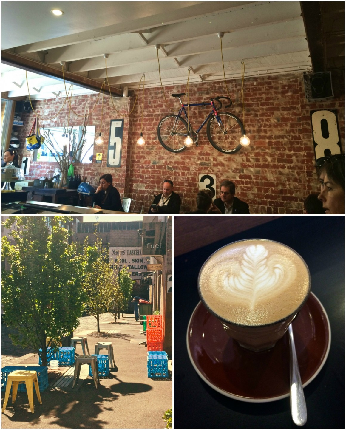 Fuel Coffee Geelong - Copyright