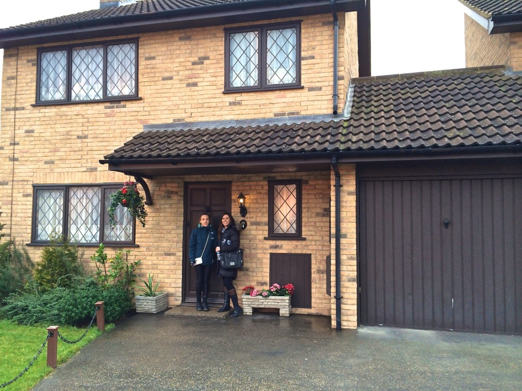No 4 Privet Drive Harry Potter tour - Copyright