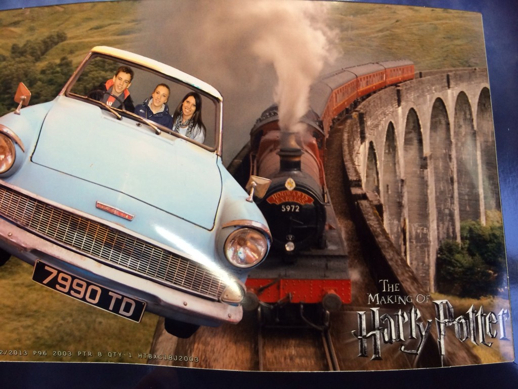 Harry Potter Studio Tours London - Copyright