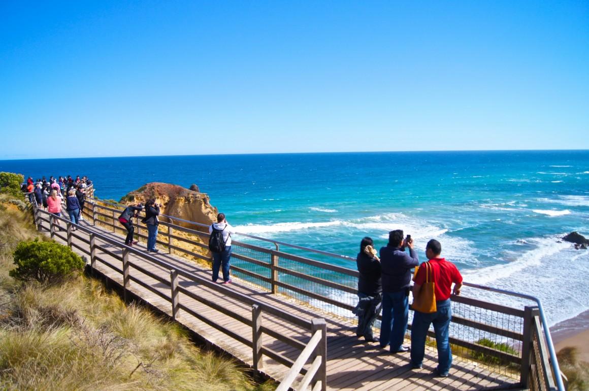 The 12 Apostles Australia - Copyright