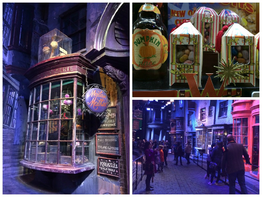 Harry Potter Warner Bros Studio Tour UK - Copyright