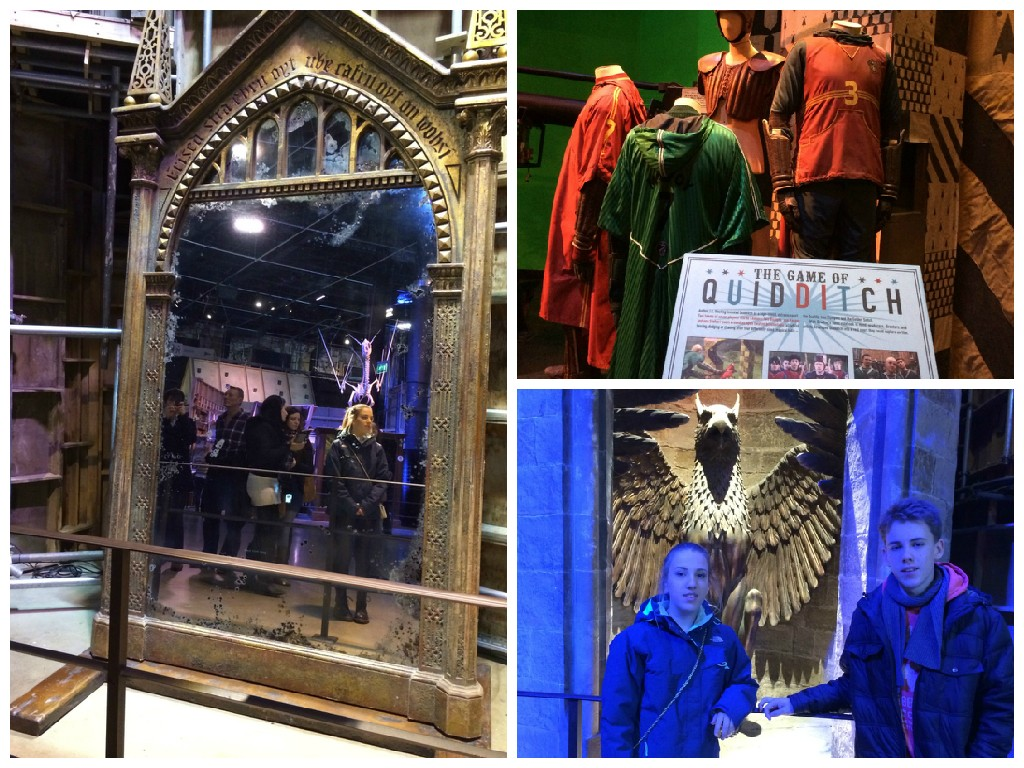 Harry Potter Studio Tours UK - Copyright
