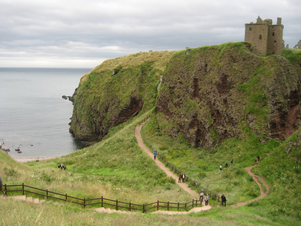 Dunnottar Castle - Copyright
