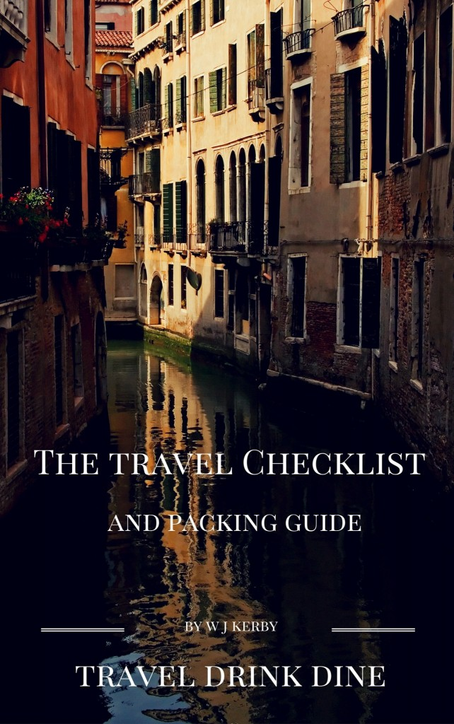 The Travel Checklist and Packing Guide