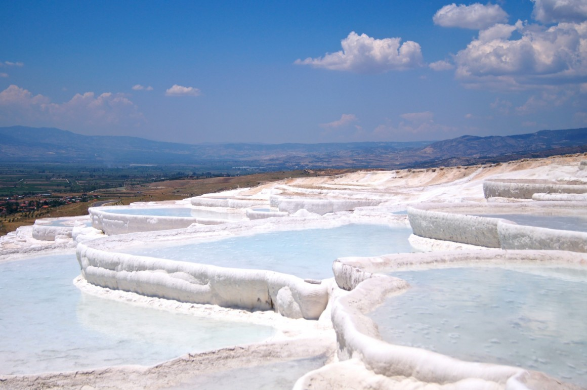 Visiting Pamukkale And Hierapolis Travel Drink Dine