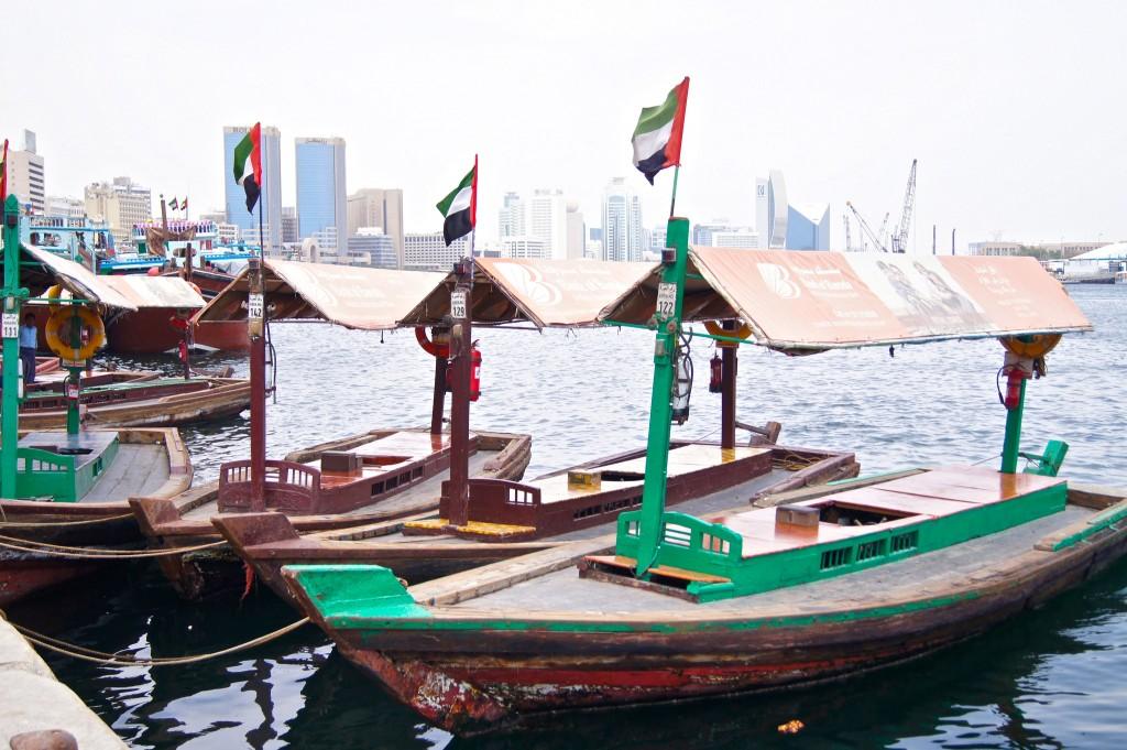 Abra water taxi dubai - copyright