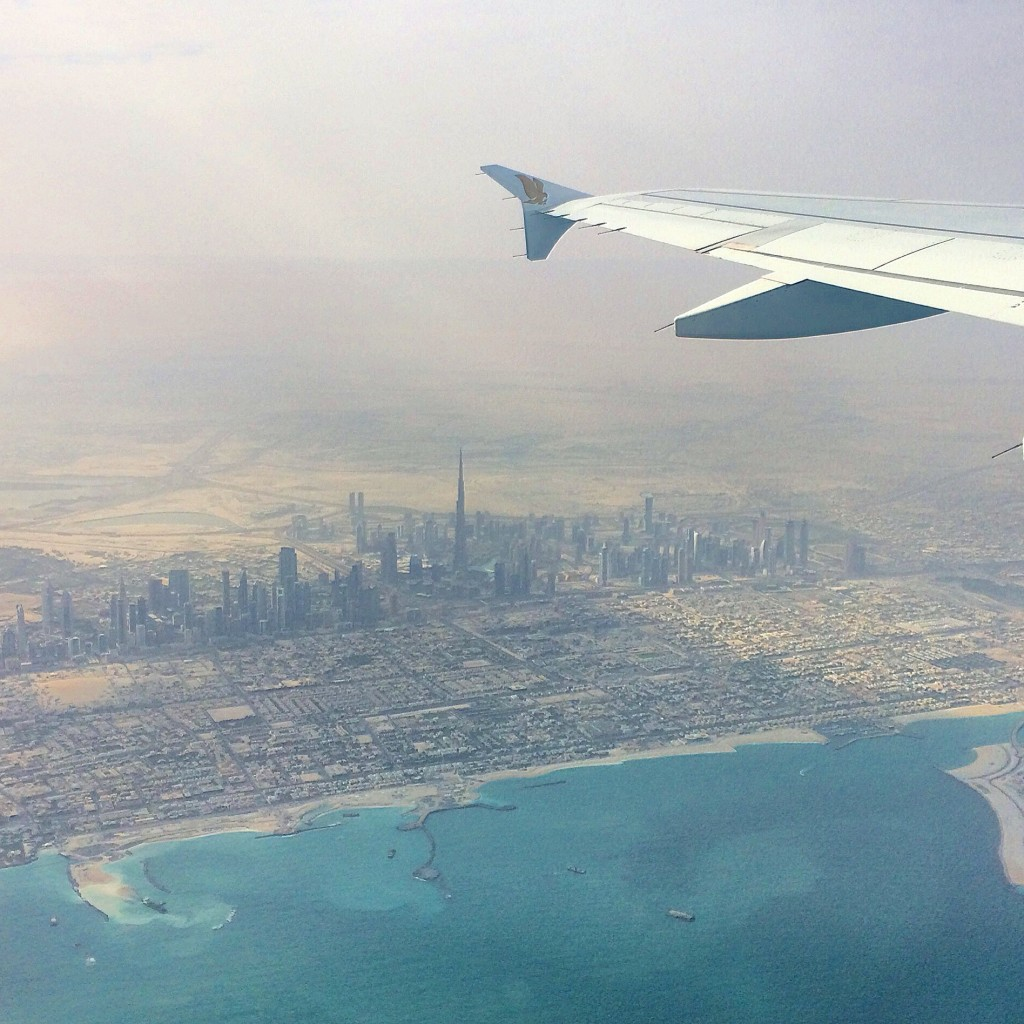 Aerial-photo-of-dubai-from-plane-copyright