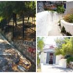 historic neighbourhood of Anafiotika