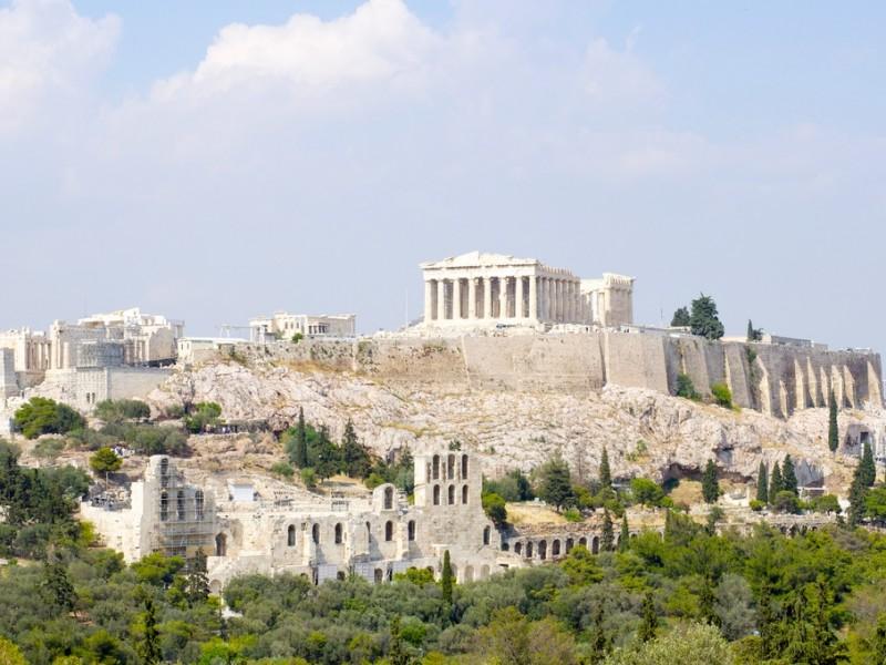 Acropolis by Aleksandr Zykov