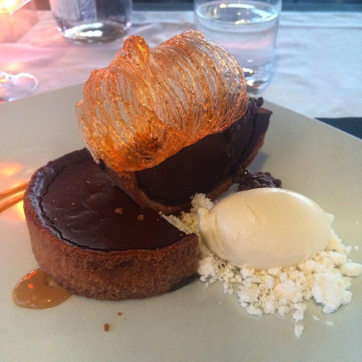 Fine Dining: Fine Dining At La Maison Santorini