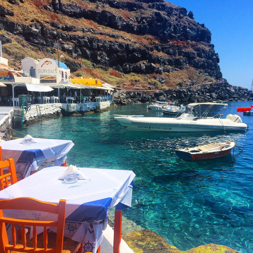 Oia+Santorini+Ammoudi+Bay+Restaurants+Seafood+Port18