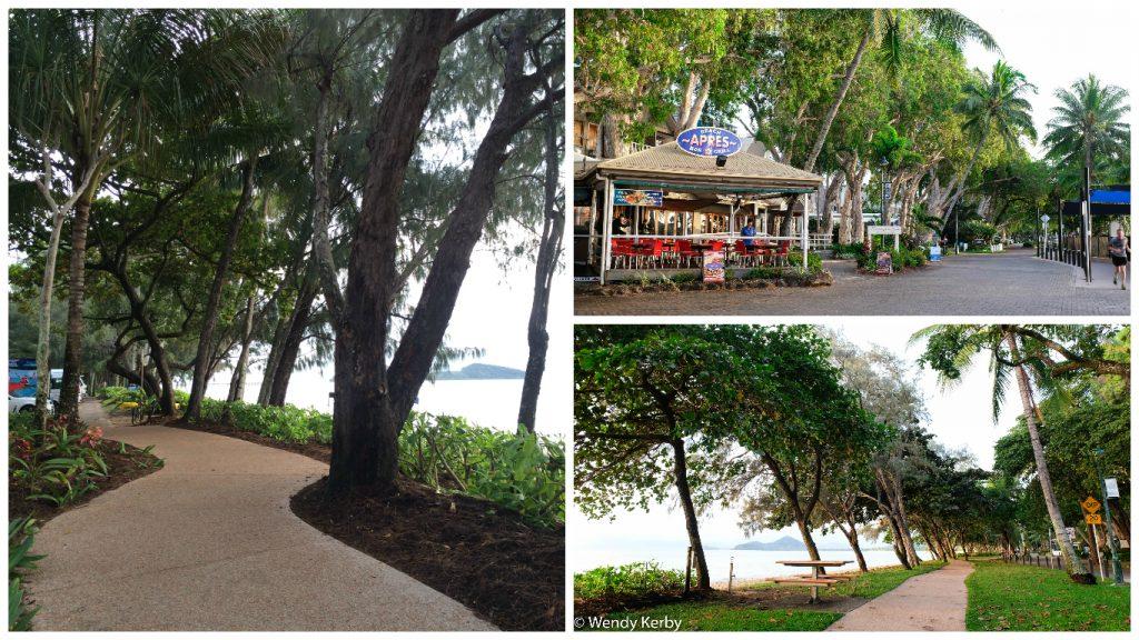 Palm+Cove+Esplanade+walk