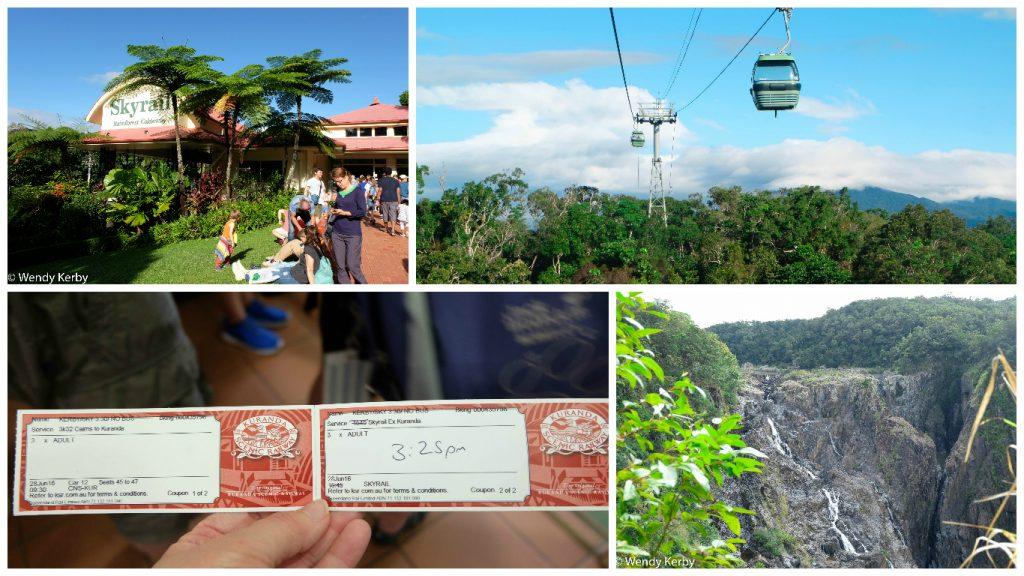 Kuranda+Heritage+scenic+railway+train+rainforest+Queensland+skyrail