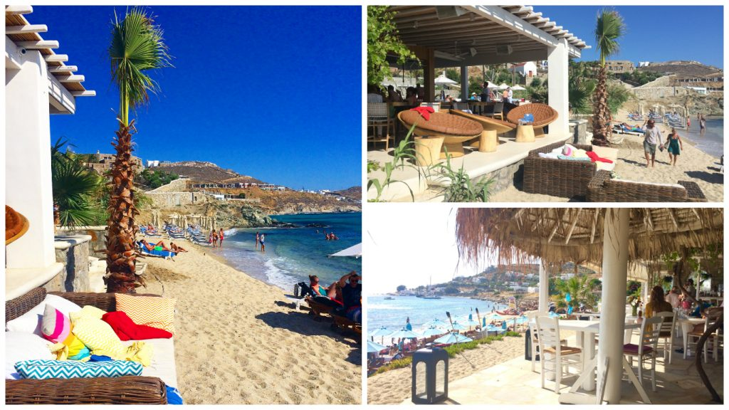 Agios Ioannis The Shirley Valentine Beach Mykonos