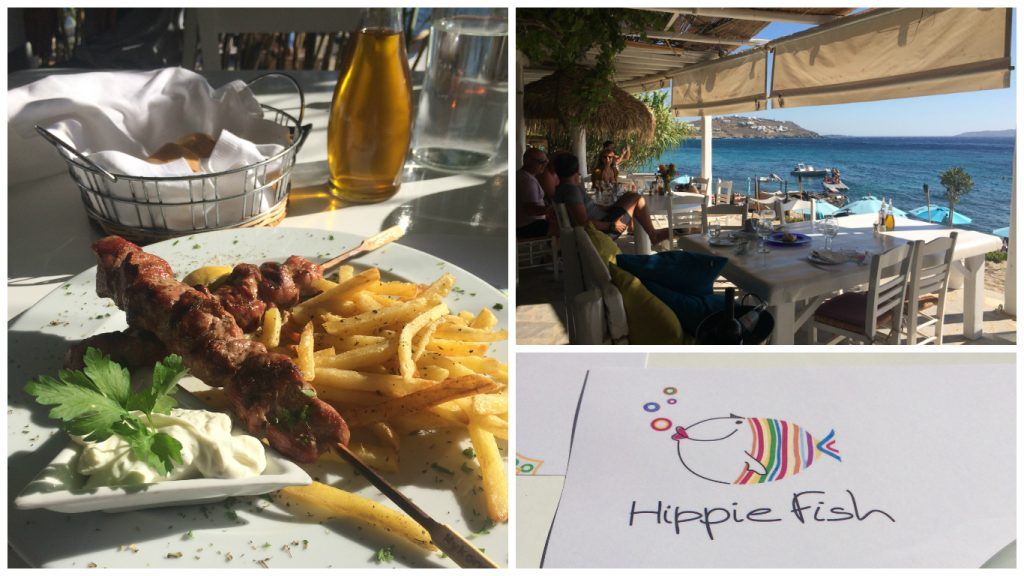 Agios Ioannis The Shirley Valentine Beach Mykonos Hippy Fish