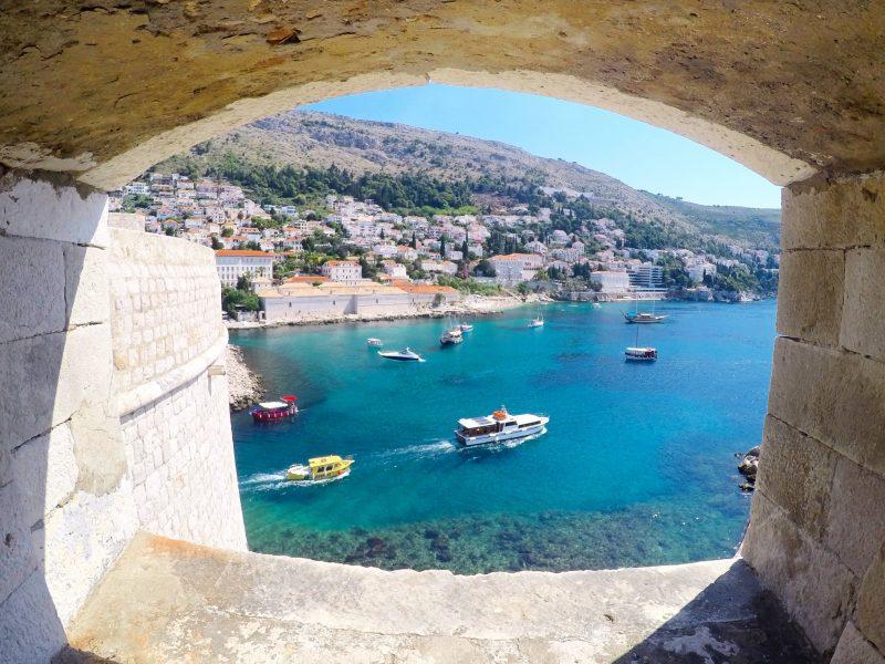 Dubrovnik Croatia City Walls ©