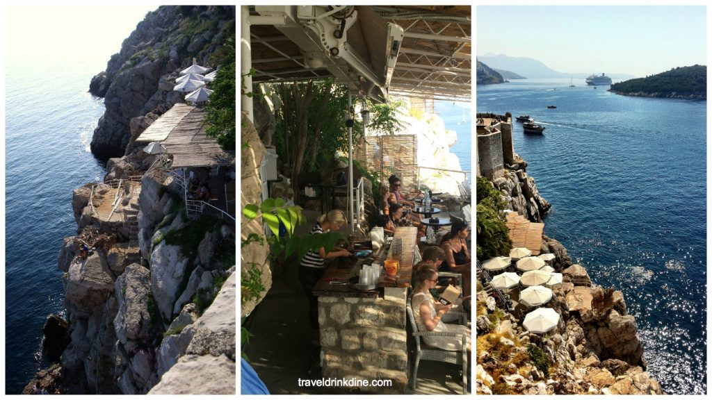 Finding the buza-bar-in-dubrovnik ©