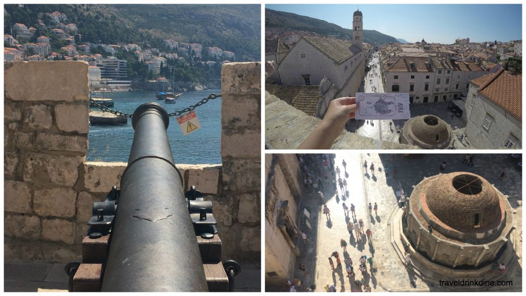 Walking the Walls of Dubrovnik Croatia