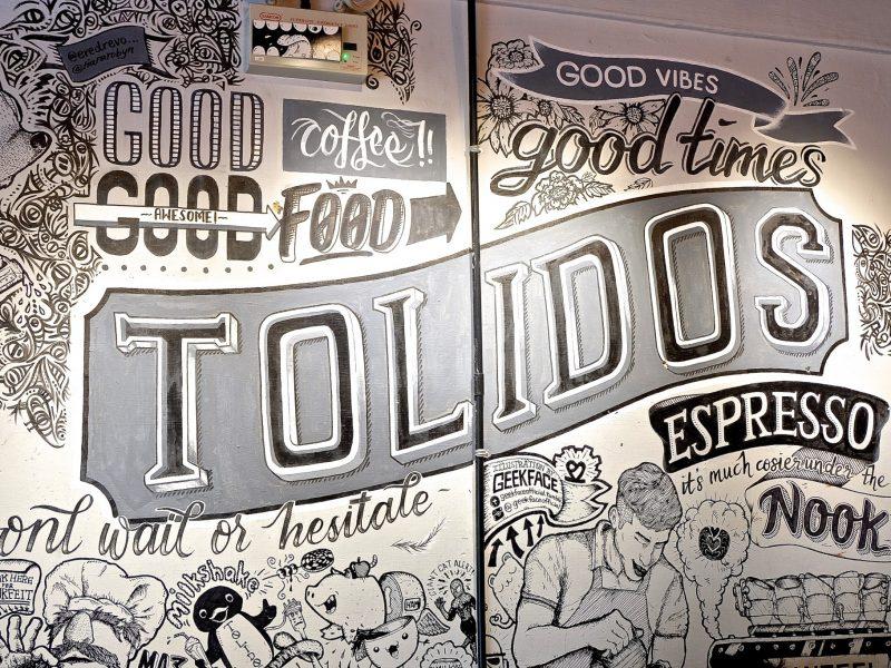 Tolido's Espresso Nook Singapore