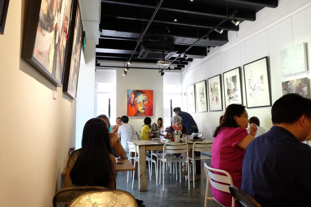 Artistry in Singapore, where to have breakfast in singapore