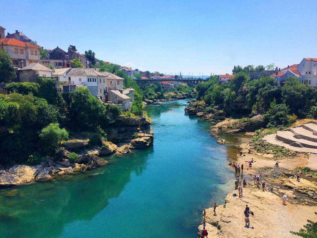 A day trip to Mostar