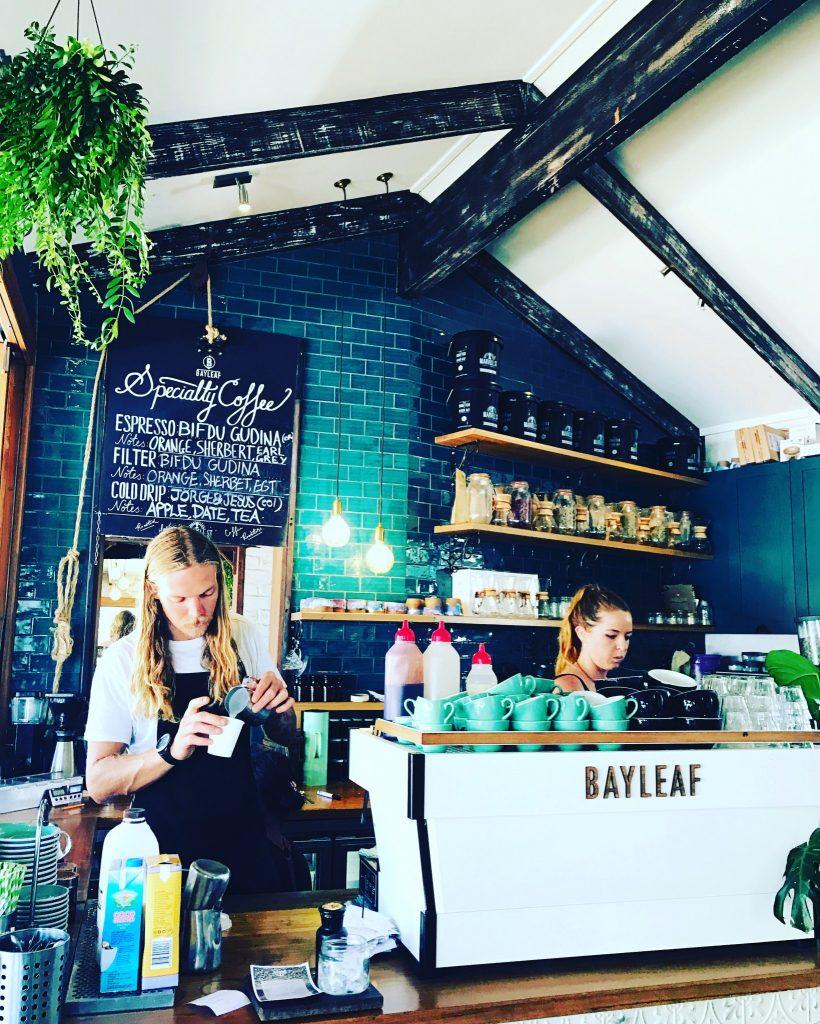 Must Visit Cafes in Byron Bay - Bayleaf ©