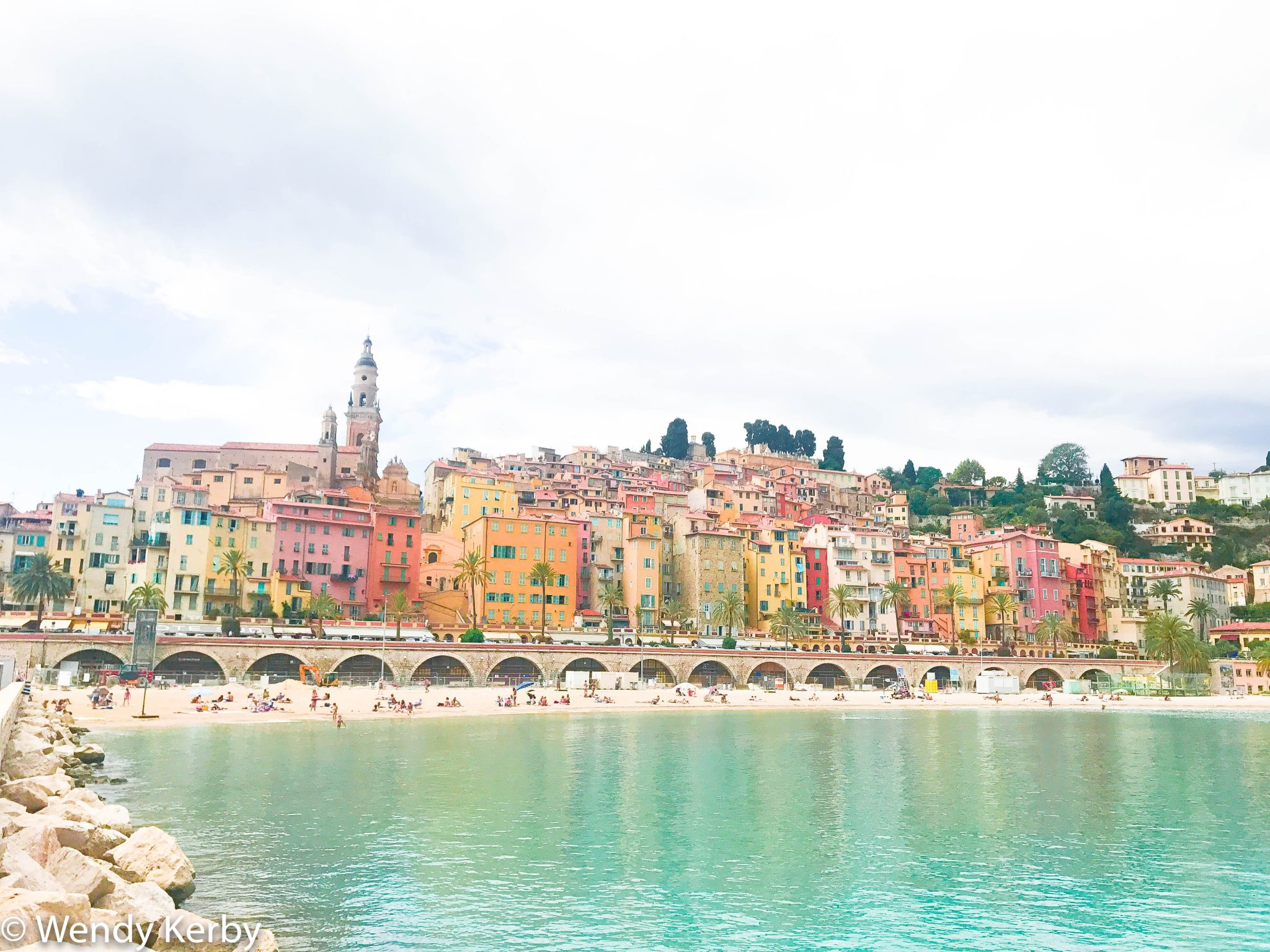 Day trips from Nice Menton Monte Carlo